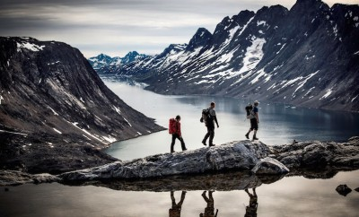 hiking-along-the-edge-near-tiniteqilaaq-visit-greenland
