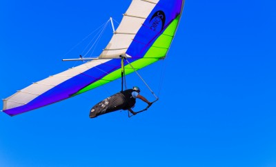 hang gliding in the U.S.