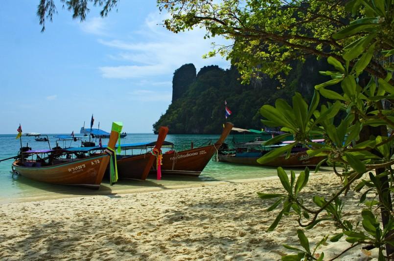 Thailand - Krabi - Hong Island