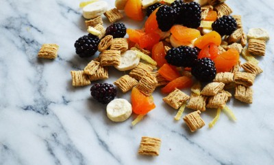 breakfast trail mix recipe