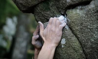 Bouldering Hands