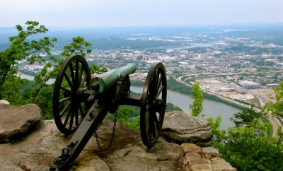 Chattanooga old cannon