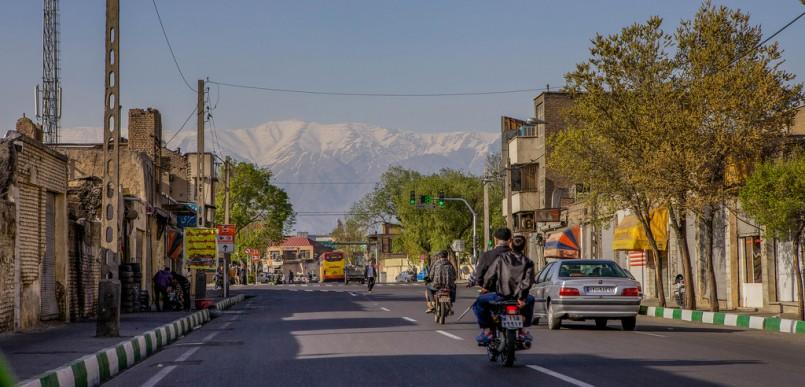 Tehran is an outdoor haven