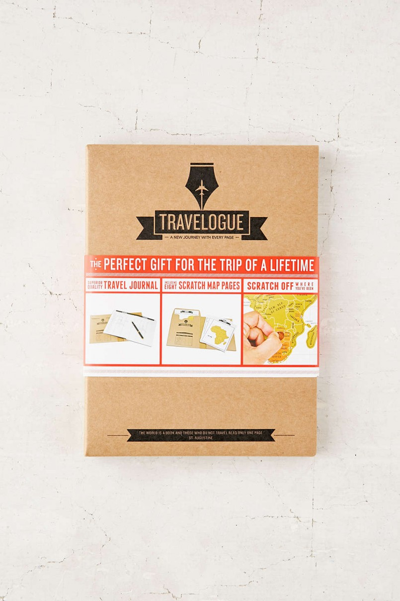 interactive travel journal urban outfitters