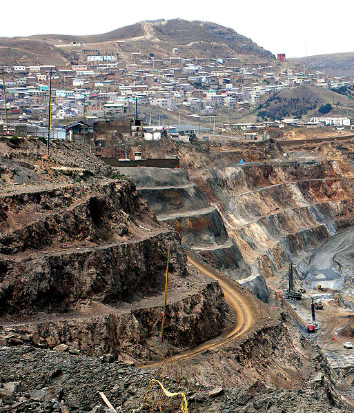 cerro de pasco mine