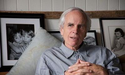 Douglas Tompkins founder of the north face