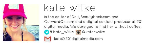 Kate Wilke bio