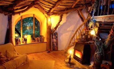 hobbit home Wales