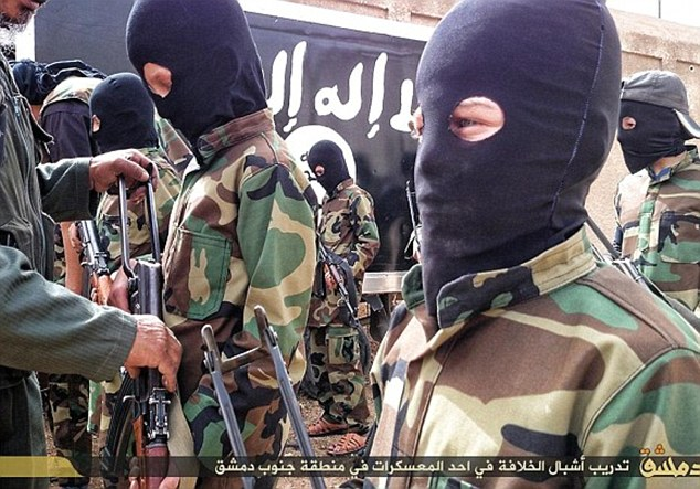 Child Soldiers in ISIS
