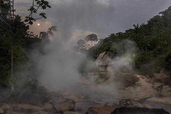 Boiling River Village