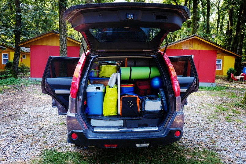 How To Pack Your Car For An Adventure