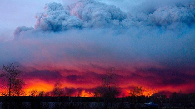 bbc, fire, wildfire, alberta