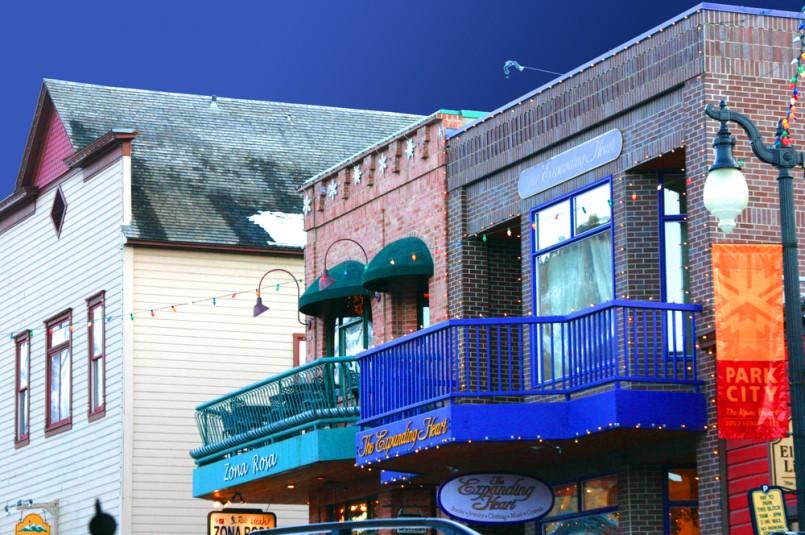 Park City Main Street