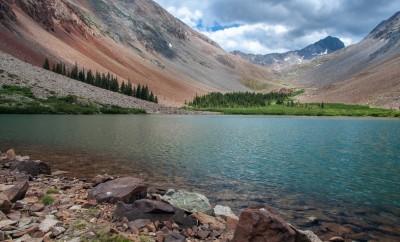 navajo lake colorado