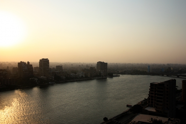 cairo river city