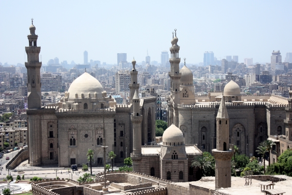 cairo temple city