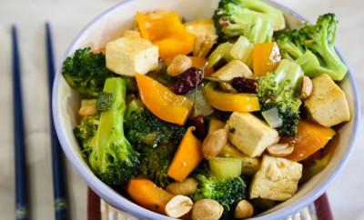 quick kung pao tofu recipe