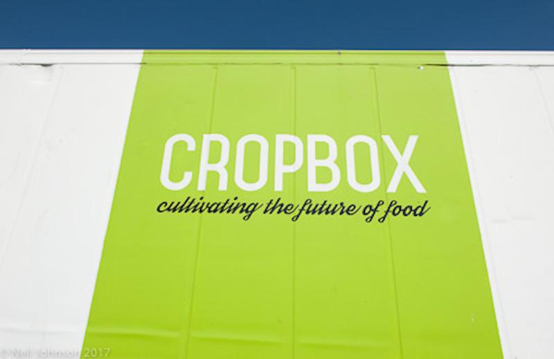 CropBox Exterior Close up