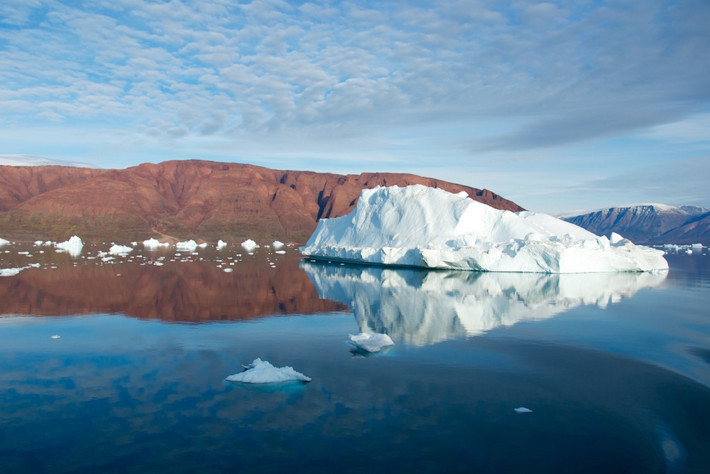 Tow iceberg to solve drought