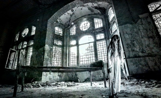 Haunted Mental Hospitals